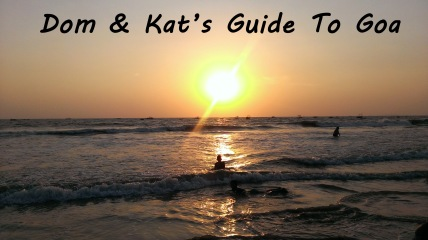 Dom & Kat's Guide To Goa title page