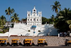 Goan Church Panjim