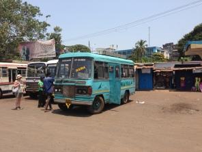 Goan service bus