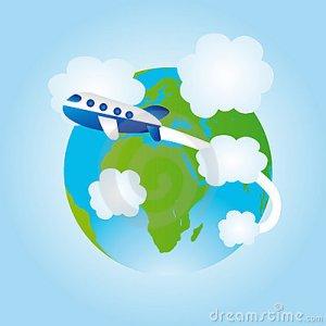 earth-airplane-cartoon-20521819