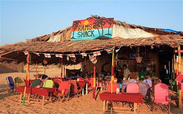 La Plage French Restaurant Goa
