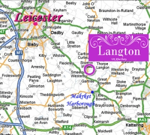 leicestershire-map LANGTON Gren house - Copy